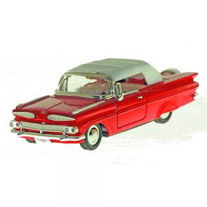 1959 Red Chevy Impala